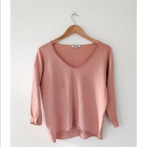 Madewell | Size S | Muted rose pullover